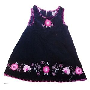 blueberry boulvard Corduroy Dress 2T Jumper Girls